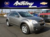 2012 Graystone Metallic Chevrolet Equinox LT AWD #61967191
