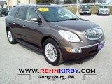 2008 Cocoa Metallic Buick Enclave CXL AWD #61966807
