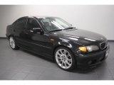 2004 Black Sapphire Metallic BMW 3 Series 330i Sedan #61966796