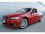 2009 Crimson Red BMW 3 Series 328i Convertible #61966373