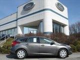 2012 Sterling Grey Metallic Ford Focus SE 5-Door #61966361