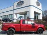 2012 Ford F150 FX4 SuperCab 4x4
