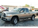 2006 Light Khaki Metallic Dodge Ram 1500 SLT Quad Cab 4x4 #61966759