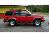 1999 Ford Explorer Bright Red Clearcoat