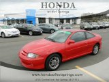 2003 Victory Red Chevrolet Cavalier LS Sport Coupe #61966689