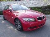 2006 Electric Red BMW 3 Series 325i Sedan #61966314