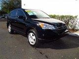 2010 Crystal Black Pearl Honda CR-V LX #61966294