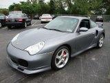 2003 Porsche 911 Seal Grey Metallic