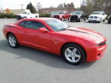 2010 Chevrolet Camaro LT Coupe 600 Limited Edition Front 3/4 View