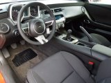 2010 Chevrolet Camaro LT Coupe 600 Limited Edition Black Interior
