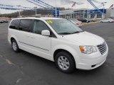 2010 Chrysler Town & Country Stone White