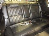 2000 Chevrolet Monte Carlo SS Rear Seat