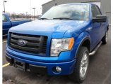 2010 Blue Flame Metallic Ford F150 FX4 SuperCab 4x4 #61966923