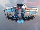 2012 Jeep Wrangler Sahara Arctic Edition 4x4 Marks and Logos