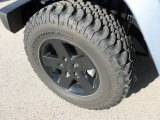 2012 Jeep Wrangler Sahara Arctic Edition 4x4 Wheel