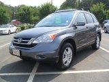 2010 Polished Metal Metallic Honda CR-V EX-L #61966895