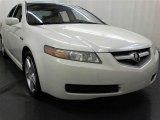 2004 White Diamond Pearl Acura TL 3.2 #62036617
