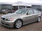 2007 Platinum Bronze Metallic BMW 3 Series 328i Sedan #6203017