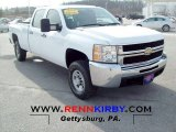 2009 Summit White Chevrolet Silverado 1500 Crew Cab #62036597
