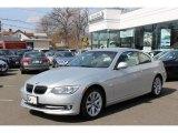 2011 Titanium Silver Metallic BMW 3 Series 328i xDrive Coupe #62036208