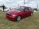 2008 Crimson Red BMW 3 Series 328i Sedan #62036550