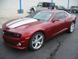 2010 Red Jewel Tintcoat Chevrolet Camaro SS Coupe #62036193
