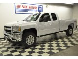 2012 Chevrolet Silverado 3500HD LT Extended Cab 4x4 Data, Info and Specs