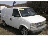 2003 Summit White Chevrolet Astro Commercial #6183080