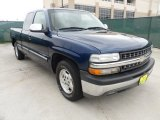 2001 Chevrolet Silverado 1500 LT Extended Cab Front 3/4 View