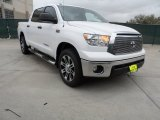 2012 Super White Toyota Tundra Texas Edition CrewMax #62036481