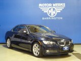2009 Monaco Blue Metallic BMW 3 Series 335i Convertible #62036115