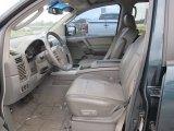 2006 Nissan Titan Interiors