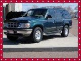 1995 Medium Willow Metallic Ford Explorer XLT 4x4 #62036457