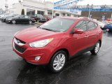 Hyundai Tucson 2012 Data, Info and Specs