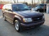 1997 Desert Violet Pearl Ford Explorer Limited 4x4 #62036401