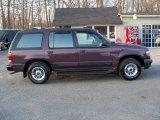 1997 Ford Explorer Desert Violet Pearl