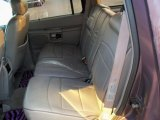 1997 Ford Explorer Limited 4x4 Medium Graphite Interior