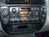 1997 Ford Explorer Limited 4x4 Audio System