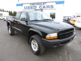 2003 Black Dodge Dakota SXT Club Cab 4x4 #62036009