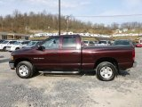 2004 Dodge Ram 1500 Deep Molten Red Pearl
