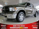 2012 Sagebrush Pearl Dodge Ram 1500 Mossy Oak Edition Crew Cab 4x4 #62036373