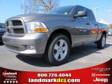 2012 Mineral Gray Metallic Dodge Ram 1500 Express Quad Cab #62036371