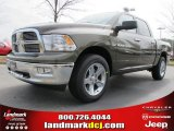 2012 Sagebrush Pearl Dodge Ram 1500 Big Horn Crew Cab #62036369