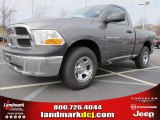 2012 Mineral Gray Metallic Dodge Ram 1500 ST Regular Cab #62036366