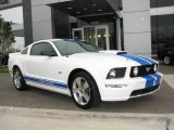 2007 Performance White Ford Mustang GT Premium Coupe #6201470