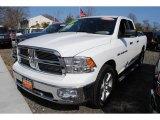 2011 Bright White Dodge Ram 1500 SLT Quad Cab 4x4 #62036699