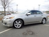 2009 Palladium Metallic Acura TSX Sedan #62036648
