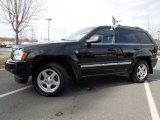 2006 Black Jeep Grand Cherokee Limited 4x4 #62036645