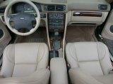 1999 Volvo C70 LT Convertible Dashboard