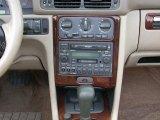 1999 Volvo C70 LT Convertible Controls